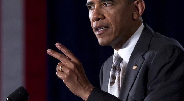 Barack Obama's health care plan is his signature accomplishment in the first three-and-a-half years of his presidency (AP)
