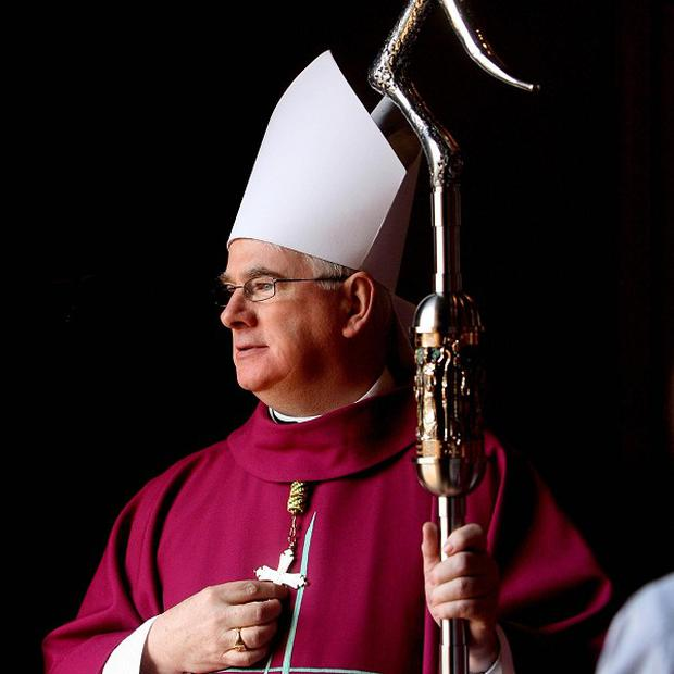Bishop Noel Treanor