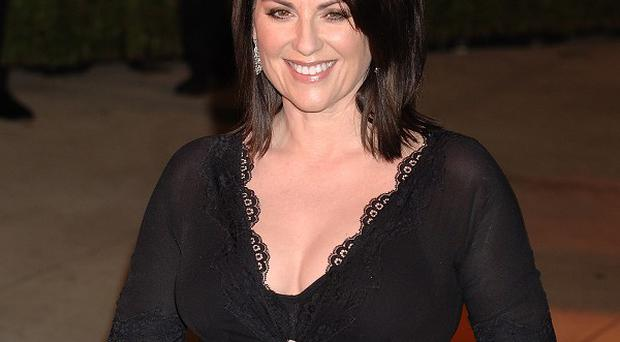 Megan Mullally will be co-starring with her husband