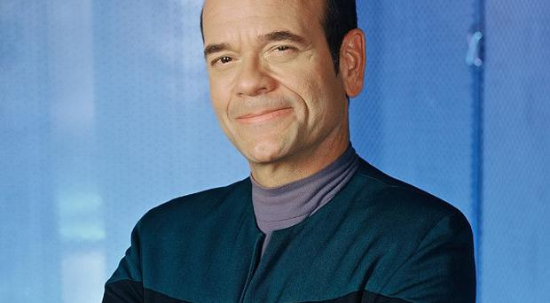 Robert Picardo would love a role in Star Trek 3