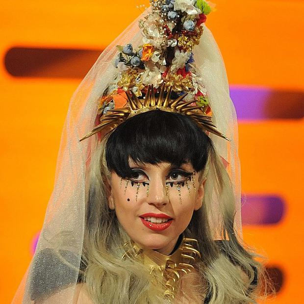 Lady Gaga is thought to have snapped up an Alexander McQueen