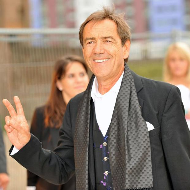 Robert Lindsay has a glint in his eye when working on Spy, co-star Darren Boyd revealed