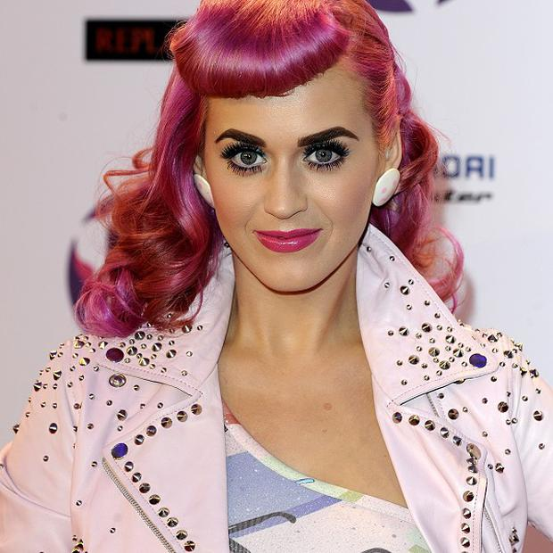 Katy Perry has made a documentary film