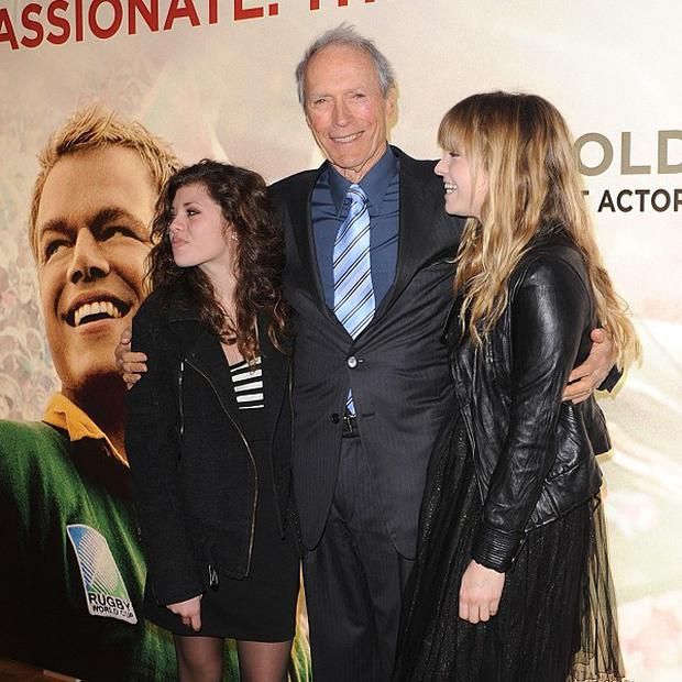 Clint Eastwood's daughter Francesca will star in Tyler Shields' movie