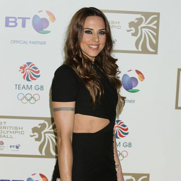 Mel C said she wouldn't want her daughter to get a tattoo