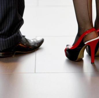 Women are closing the employment gender gap on men, according to latest figures