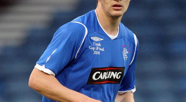 Jamie Ness may be on the verge of joining Stoke from Rangers