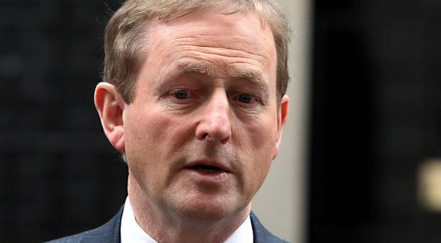 Enda Kenny described the deal as a seismic shift in European policy