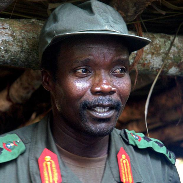 The UN Security Council has backed an African Union force to capture Joseph Kony (AP)