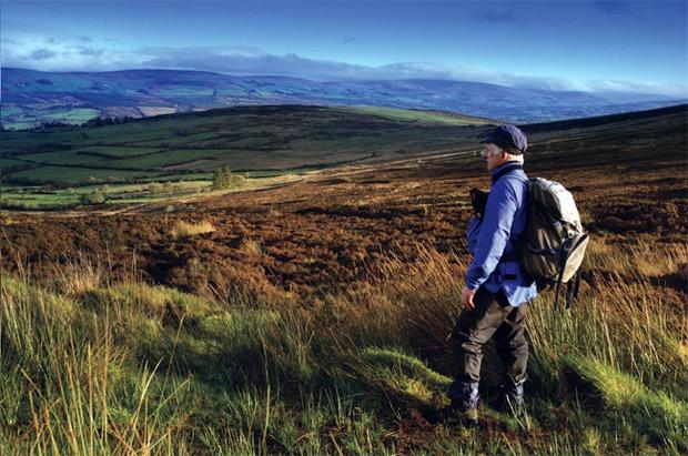 Sperrins: The views are spectacular