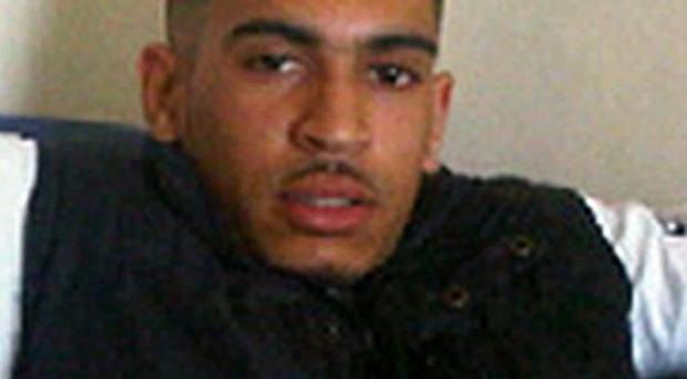 Liam Woodards was stabbed to death at Westfield shopping centre in Stratford, east London (Metropolitan Police/PA)