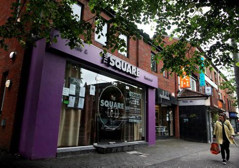 Square Restaurant on the Dublin Road, Belfast