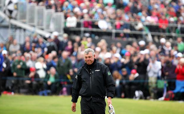 Now that the Irish Open is over, Darren Clarke's attention will turn to his defence of the Claret Jug at Lytham