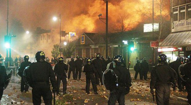 Many officers caught up in last summer's riots expect a repeat of the unrest, a study showed