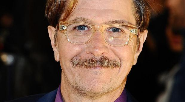 Gary Oldman admitted he was caught up in a 'tornado' in his early days of fame