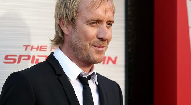 Rhys Ifans said he has always loved Spider-Man