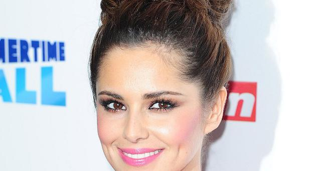 Cheryl Cole celebrated turning 29 in Las Vegas