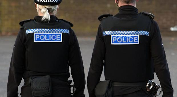 The number of frontline police officers will be cut by almost 6,000 in the next three years, an HMIC report has found