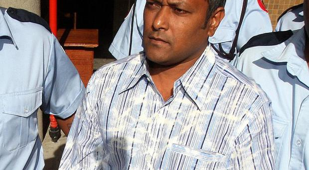 Sandip Moneea's lawyer claims the accused was on the phone at the time of the killing