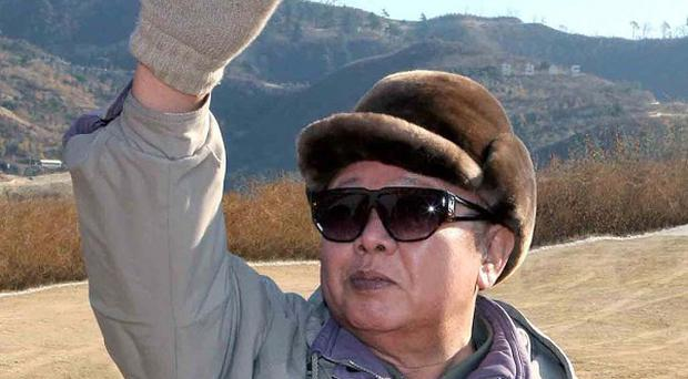Kim Jong Il's North Korean regime is accused of violating United Nations sanctions (AP)