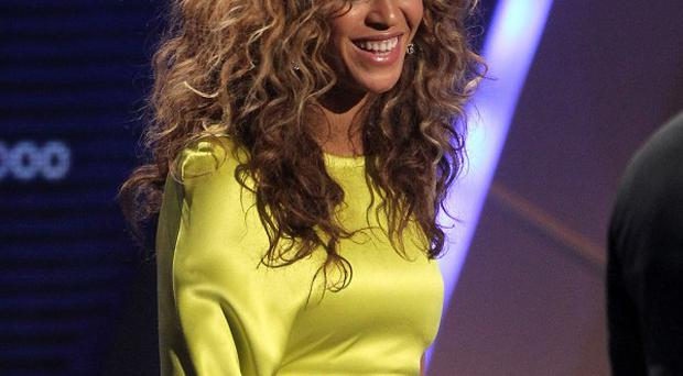 Beyonce was among the winners at the BET Awards