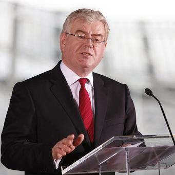Tanaiste Eamon Gilmore says the time has come for gay marriage