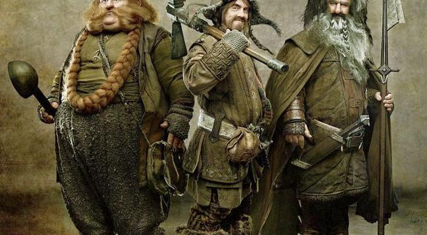 Chancellor of the University of Ulster, James Nesbitt, had to miss graduations this year due to filming for The Hobbit