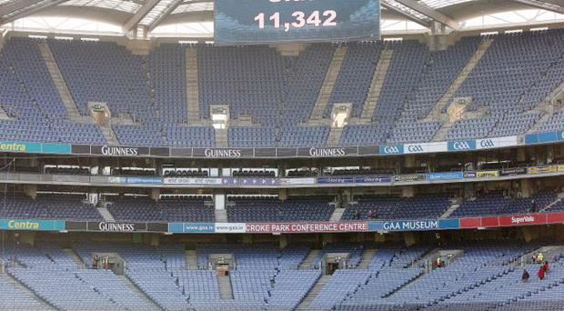 Croke Park has been a protector of incomes
