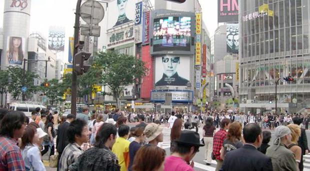 Tokyo is an example of a well-run city