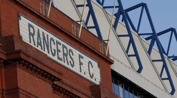 Rangers fans are still waiting to find out which league their club will be playing in next season