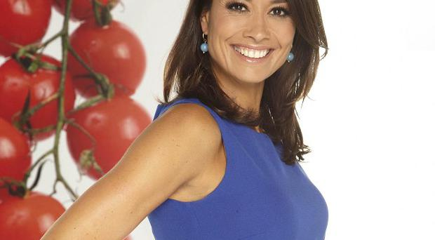 Melanie Sykes will carry on using Twitter despite the fuss over her saucy banter