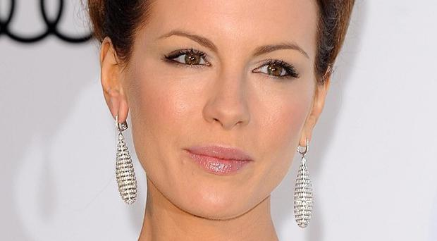 Kate Beckinsale wants to grow older gracefully like her mother