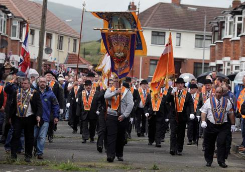 Out of step: the Orange Order no longer represents the bulk of Protestants