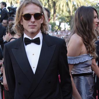Andrea Casiraghi, son of Princess Caroline and Tatiana Santo Domingo have announced their engagement (AP)