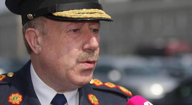 Garda Commissioner Martin Callinan says a speed limit is not a target