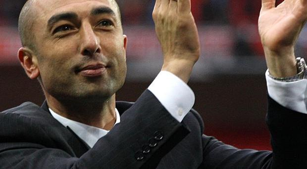 Chelsea boss Roberto di Matteo admits he must build on his success last season