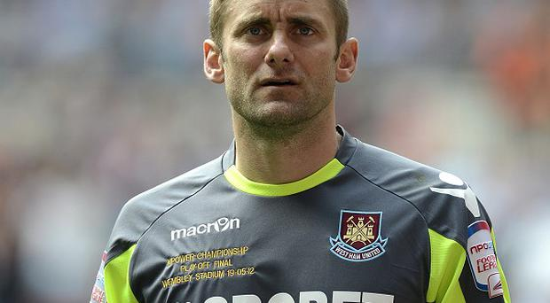 Former West Ham goalkeeper Rob Green is one of five new arrivals at QPR so far