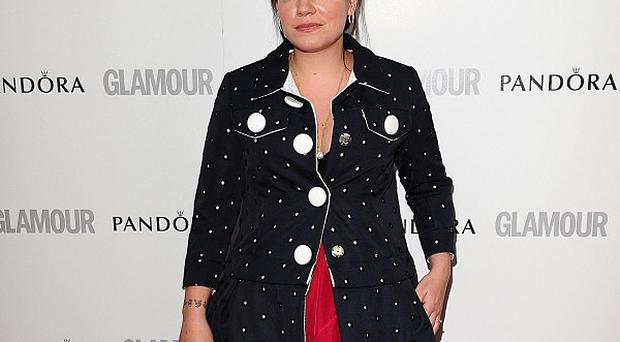 Lily Allen revealed she is impressed with Dappy's new song