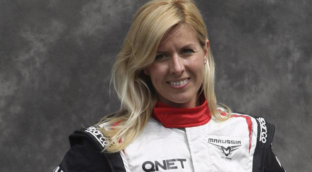 Spanish driver Maria de Villota has lost her sight in one eye following her crash in a test for the Marussia team at Duxford, Cambridgeshire