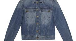 <b>1. Calvin Klein:</b><br/> £179, calvinkleininc.com You'd do well to wear this jacket with a simple crew-neck T-shirt to avoid chafing. It works well for downtime, whether you're paying heed to the Nineties revival or not.