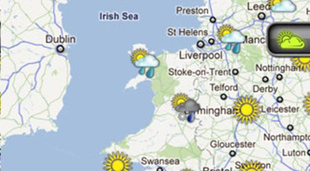 <b>1. Met Office Weather</b><br/> Free, Android and iPhone The Met Office is the best. Its app has three hourly forecasts and also five-day predictions. It also gives the