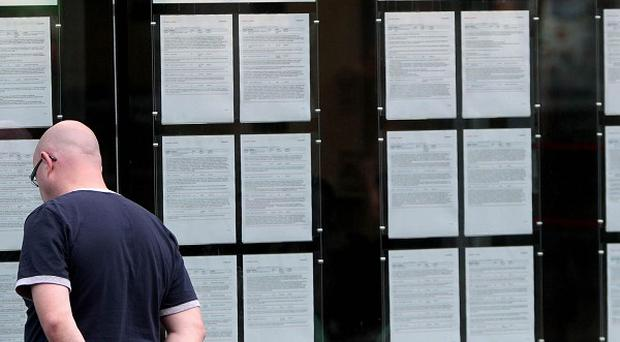 The number of people signing on for dole benefits rose by 2,700 in June