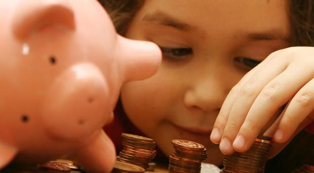 Some 47 per cent of parents have started a university fund for their child before their third birthday, says study