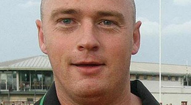 Police officer Peadar Heffron lost a leg after a device planted by dissidents exploded under his car in Co Antrim