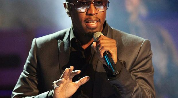 The intruder slept in chart star Diddy's bed