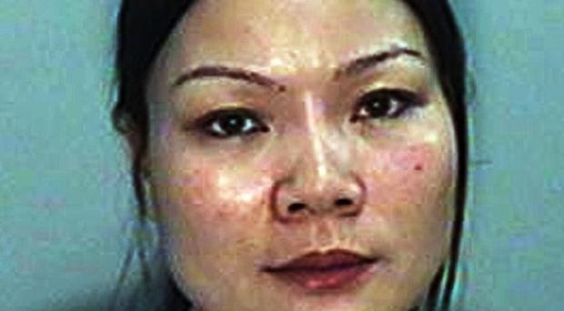 Rong Chen was jailed for seven years for trafficking prostitutes in Northern Ireland