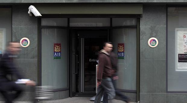 Allied Irish Banks has confirmed plans to close an unspecified number of 'unviable' branches