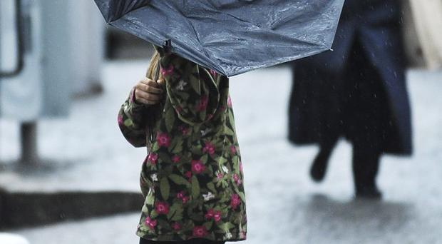 People on the east coast are bracing themselves for heavy rain