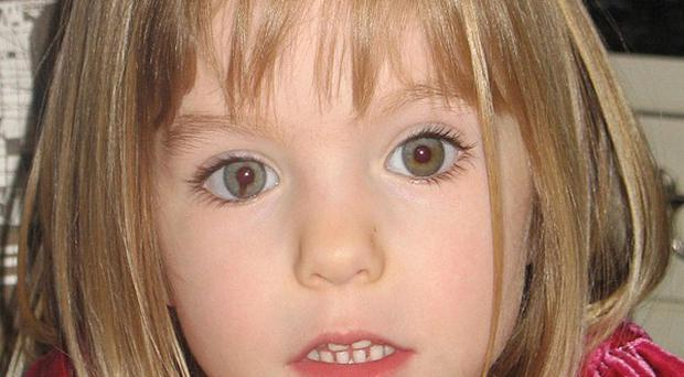 Madeleine McCann disappeared while on a family holiday in Portugal five years ago