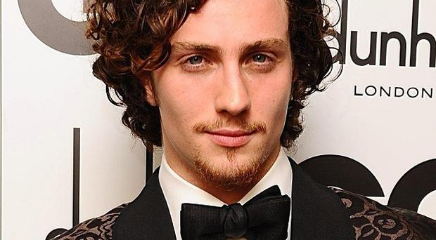 Aaron Taylor-Johnson is ready for the Kick-Ass sequel